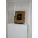Vitrinenhaube aus extra transparentem Acrylglas, 25 x 25 x 25 cm (LxBxH), Kanten poliert & geschliffen