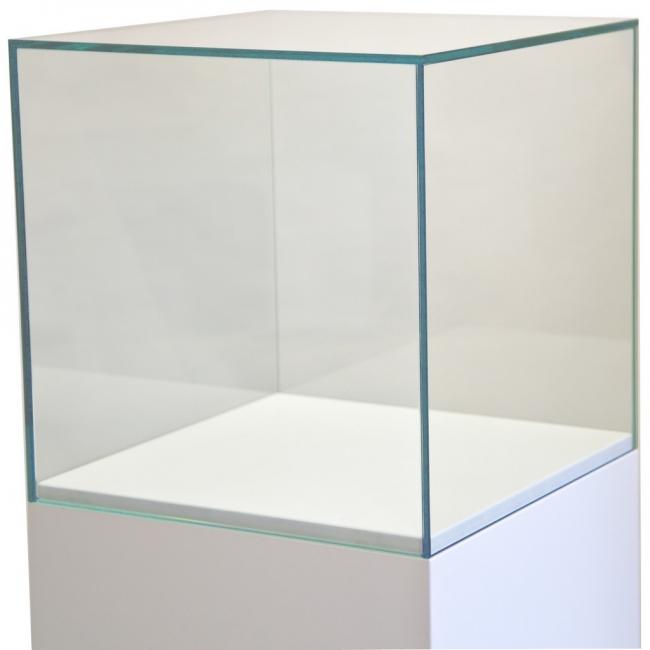 Glashaube, 40 x 40 x 40 cm (LxBxH)