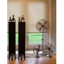 Galeriesockel matt-schwarz, 25 x 25 x 100 cm (LxBxH)