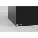 Galeriesockel matt-schwarz, 45 x 45 x 100 cm (LxBxH)