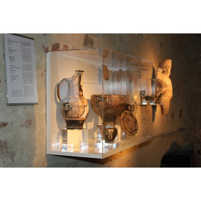 Wandsockel Bastia, 60 x 30 x 40 cm